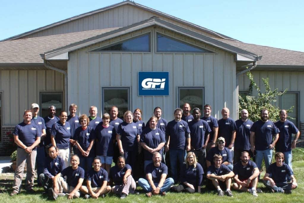 Greenwood Plastics Industries Team Crew